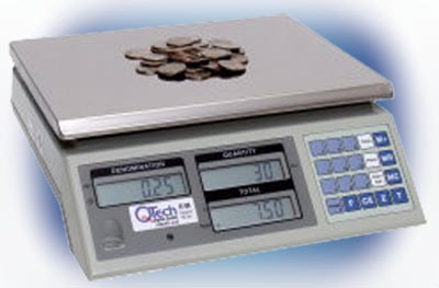 EZ-60 Coin Scale